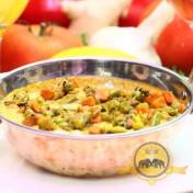 Légumes kormas