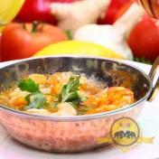 Crevette au curry